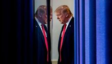 """Diploma krizi: """"Trump, sınava başkasını soktu"""""""
