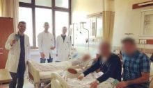 Üniversite hastanesinde hastalara Risale-i Nur okunuyor!