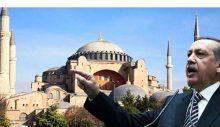 Erdoğan, Ayasofya'yı ibadete açan kararı imzaladı
