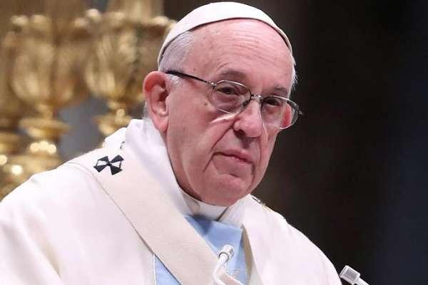 Hristiyan dünyasının dini lideri Papa Francis'ten 'Ayasofya' yorumu: Derin bir acı!