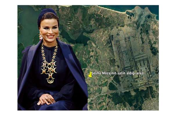 Katar Emiri'nin annesine AKP kıyağı!