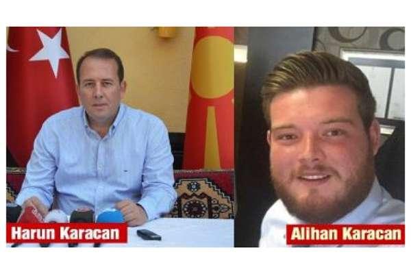 AKP'li vekilin 26 yaşındaki oğlu, en çok geliri olan şubeye 'başkan' oldu!