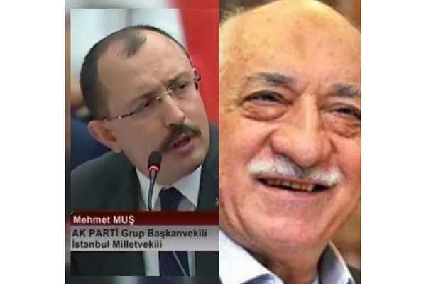 Eski 'alışkanlıklar': AKP'li Mehmet Muş, muhalefeti eleştirirken Fetullah Gülen'e 'sayın' dedi