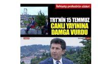 İlahiyat Profesörü Ali Köse, TRT'de ezber bozdu: Bir FETÖ gitti, bin FETÖ geliyor!