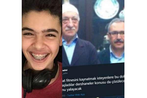 Selvi pişkinliği! İmamoğlu'nun sloganını FETÖ'ye bağladı
