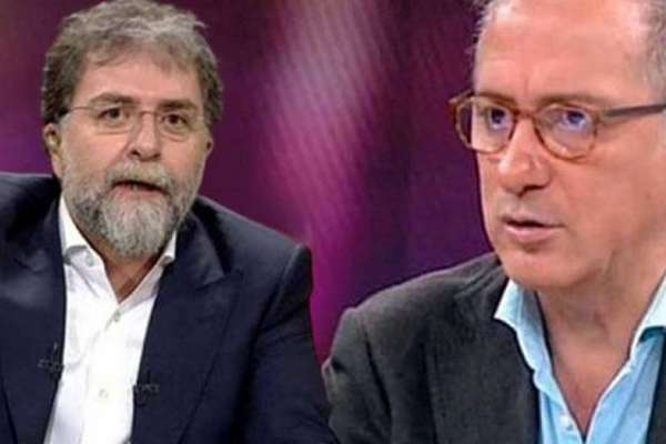 Fatih Altaylı'dan Ahmet Hakan'a: Saltanat kayığının baş kürekçisi