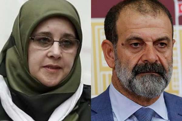 HDP'li Hüda Kaya, adının karıştığı skandalla ilgili açıklama yaptı: Gerçek bir iftira!