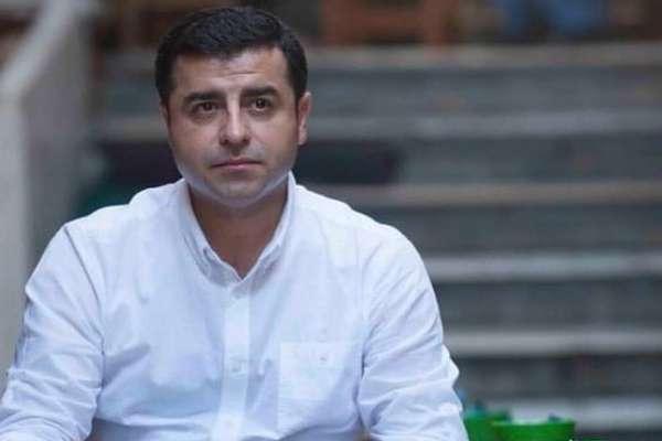 Selahattin Demirtaş: Artık AKP seçmeni dahil herkes öteki!