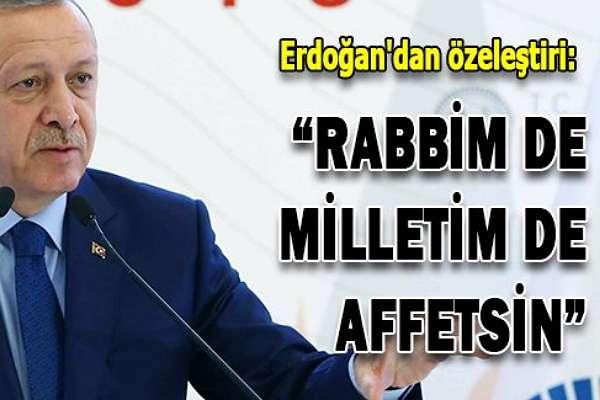 Son açıklama kafaları karıştırdı! Erdoğan 'Başkanlık sistemini' değiştirmeye mi hazırlanıyor?
