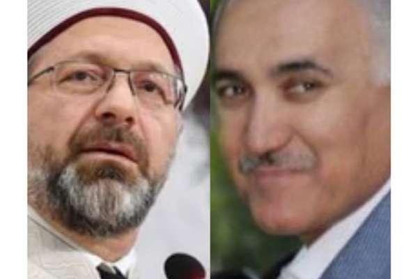Gazeteci Yavuz Selim Demirağ'dan Ali Erbaş'a ifşa uyarısı: Eğer istifa etmezse…