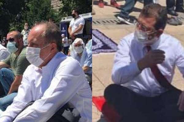 Can Ataklı'dan CHP'ye ağır eleştiri: Siz namaz şovu yaparken AKP Anıtkabir'i kapattı