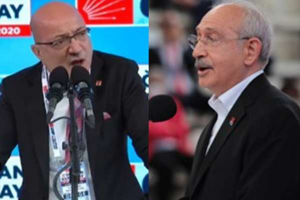 CHP'nin 37. Olağan Kurultayı'na İlhan Cihaner'in konuşması damga vurdu!