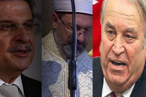 CHP ve İYİ Partili isimlerden Ali Erbaş hakkında suç duyurusu!