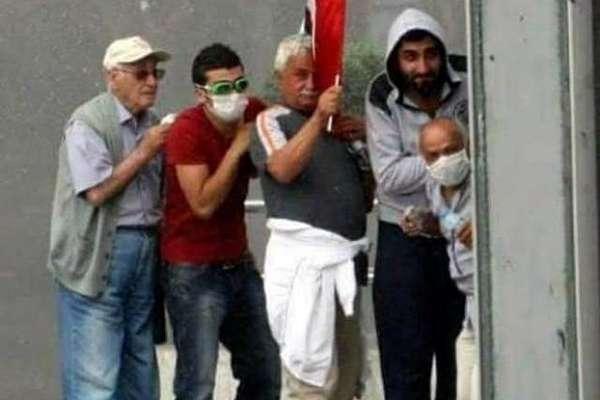 Gezi Direnişi'nin sembol fotoğrafıyla hafızalara kazınan Zeki Özhoroz vefat etti