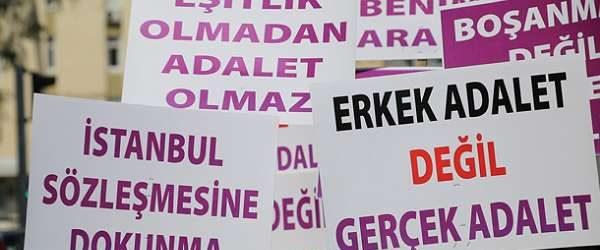 İstanbul Sözleşmesi'nden çekilmek, kadına karşı şiddeti önleme görevini terk etmektir