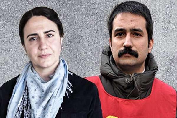 'Cezaevinde kalamazlar' raporuna rağmen! Timtik ve Ünsal'ın tahliye talebi reddedildi