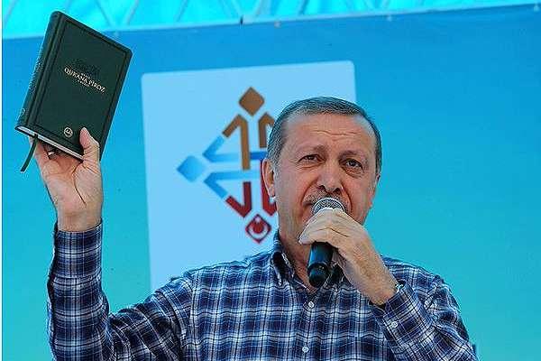 İslamiyet devrim mi, sömürü mü? Berke KAHRAMAN