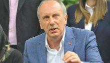 İnce, yeniden gündeme gelen 'Erdoğan ile gizlice görüştü' iddiasına yanıt verdi