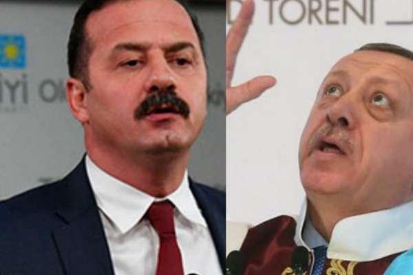 İYİ Parti: Ne AKP'nin düşmanı ne sayın Erdoğan'ın hasmıyız