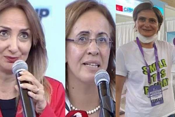 CHP, Kadın Kolları Kurultayı'nda Kaftancıoğlu eleştirisi: Ona saygı duyduk ama erkek siyaseti yapsın diye değildi!