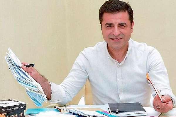 """Edirne Cumhuriyet Başsavcılığı Demirtaş'la ilgili """"buzdolabı haberleri""""ni yalanladı"""