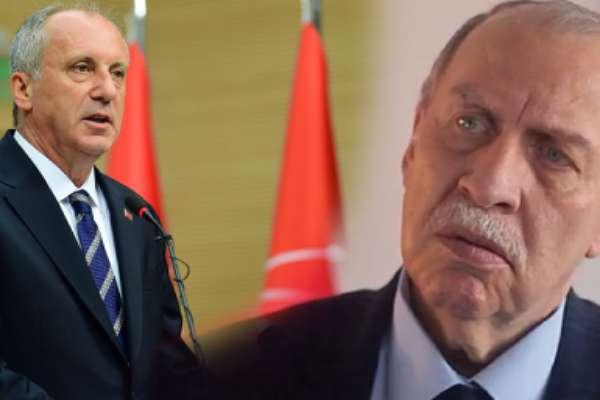 Muharrem İnce, 'AKP'nin şovuna alet oldun' diyen Yaşar Okuyan'a dava açıyor