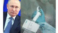 Putin duyurdu: Koronavirüse karşı geliştirilen ilk aşı tescil edildi. İlk Putin'in kızı aşı oldu