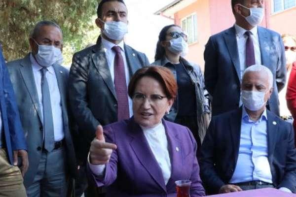 Akşener, Bahçeli'nin 'evine dön' çağrısına yanıt verdi: Gerekirse politikayı bırakıp eve dönerim