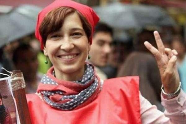 Polis baskını sırasında İdil Kültür Merkezinde bulunan Nuriye Gülmen tutuklandı