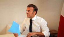 Macron'dan Doğu Akdeniz için kritik açıklama