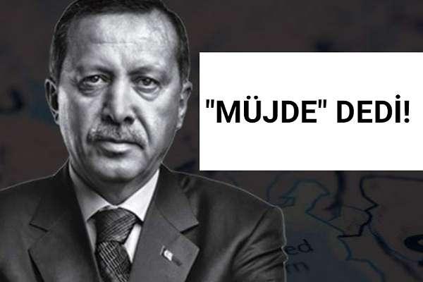 """Erdoğan 'Müjdem var"""" dedi; tahminler geldi: 'İstifa edecek', 'ülkeyi Katarlılara sattı'…"""