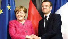 Merkel ve Macron, Doğu Akdeniz'de 'tek ses' olma mesajı verdi