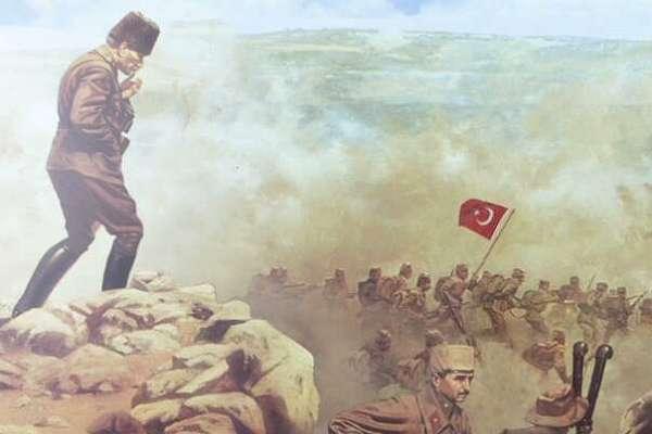 """HKP: """"Keşke Yunan Galip Gelseydi""""cilerin gücü 30 Ağustos Zafer Bayramı'mızı yasaklamaya yetmeyecek!"""""""