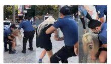 Yurtiçi Kargo çalışanı, Kadıköy'de polislerle tartışan kadının adres bilgilerini yayınlayarak katliam çağrısı yaptı