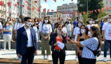 CHP İstanbul İl Örgütü, İstanbul Sözleşmesi için sahaya çıktı