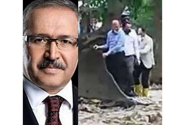Abdülkadir Selvi, 'mutluluğun resmi'ni Giresun'da buldu: İşte özlenen devlet!