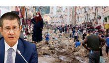AKP'lilerden Giresun ile ilgili çelişkili açıklamalar! Canikli: Selin yapılaşmayla alakası yok