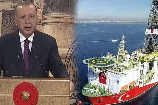 """Türk medyası, 2012'den bu yana 20 trilyon 783 milyar metreküp doğalgaz """"keşfetti"""""""