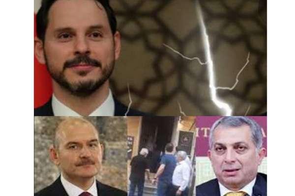 AKP'de mekan basmaya varan iç savaş: Game of Thrones/ Trollerin Savaşı!