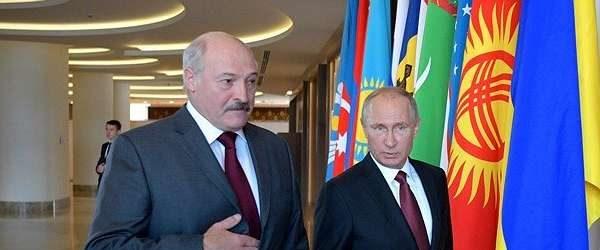 Putin, Belarus Devlet Başkanı Lukaşenko'ya özel polis gücü oluşturdu