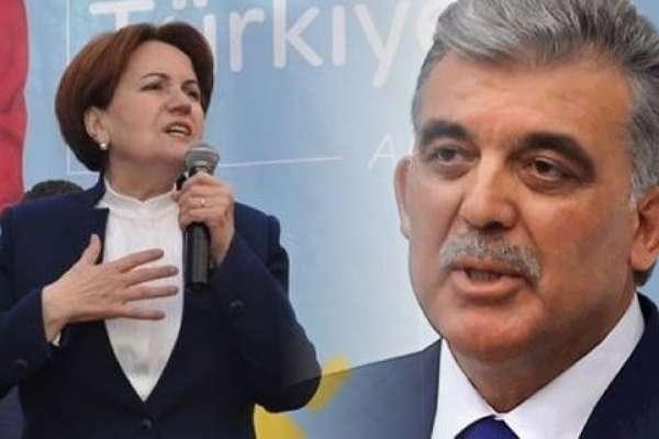Akşener'den Gül'e yeşil ışık: 'Cumhurbaşkanı olacağım' diye Türkiye'nin geleceği ile oynamayacağım