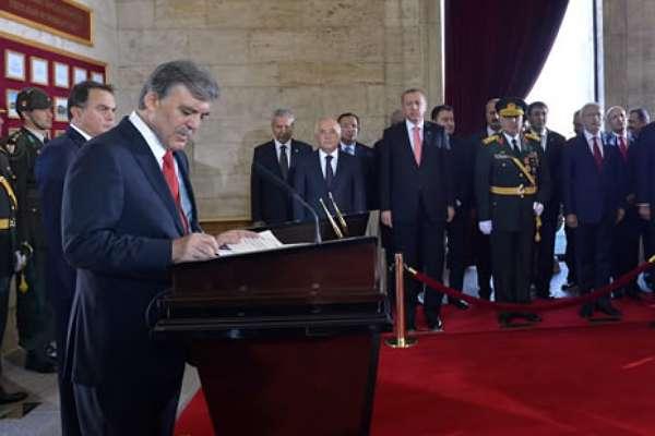 Abdullah Gül'ün kronik 'milli bayram' hastalığı geçti!