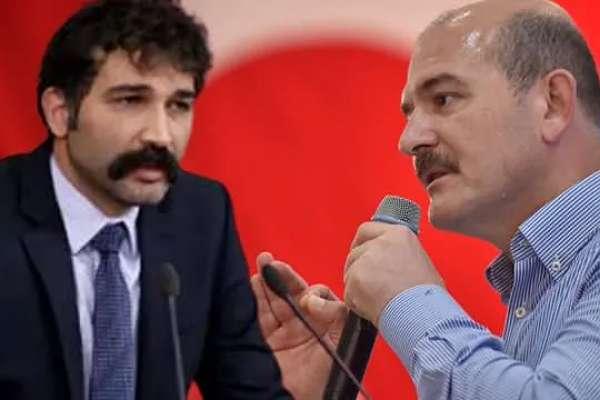 İçişleri Bakanı Soylu'dan TİP Milletvekili Barış Atay'a ağır hakaret: Tecavüzcü…