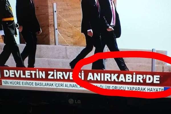 Akit TV 'Anırkabir' ifadesi için özür dilemedi: Kasıt yokmuş!