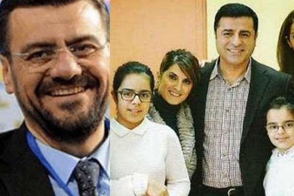 AKP Milletvekili, Demirtaş ve çocuklarına ettiği hakaretten döndü: Danışman hesapları karıştırmış!