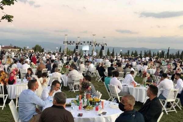 Oğlu için 1500 kişiyle düğün yapan AKP'li vekil: Pişman değilim!