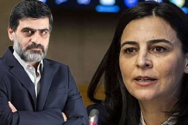 AKP'li vekilden Akit'e: Paçavra, esfeli safiline inmiş ahlaksız…