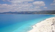 Salda Gölü'nü imara açan projeye onay verildi!