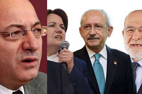 CHP'li İlhan Cihaner'den muhalefet liderlerine çağrı: HDP'yi ziyaret edin