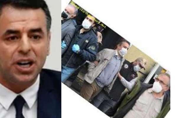 Yarkadaş'tan gözaltı operasyonuna tepki: Demirtaş'ı serbest bırakmamak için HDP'li 82 kişiyi daha gözaltına aldılar